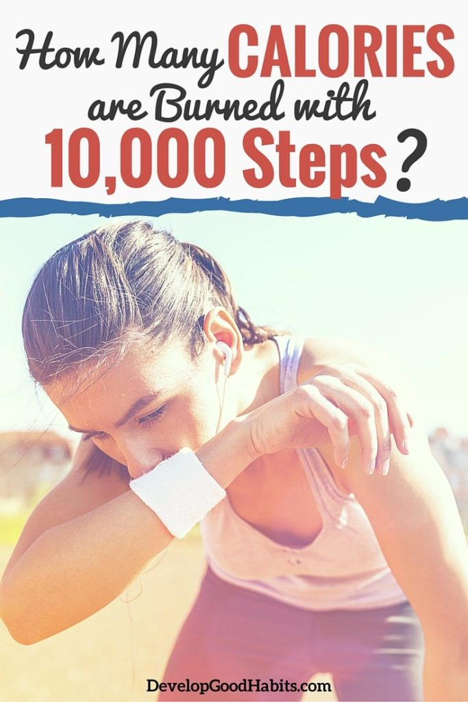 Taking Steps: How Many Calories Are Burned With 10,000 Steps?