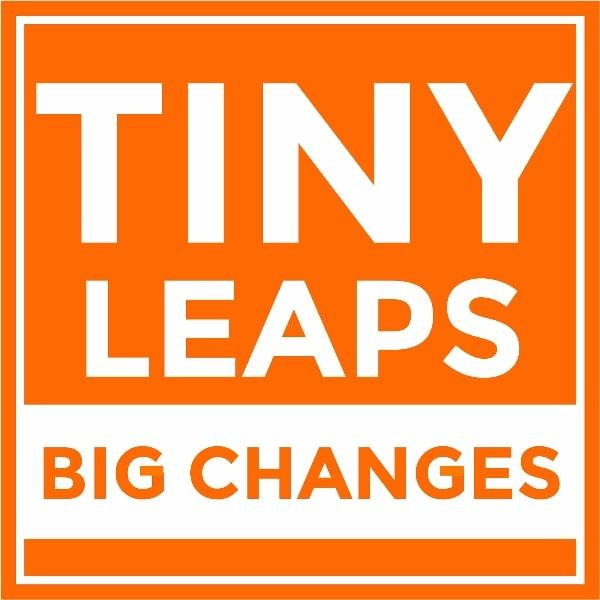 Tiny Leaps, Big Changes with Gregg Clunis | top motivational podcasts on itunes | uplifting motivational podcasts | what are good motivational podcasts