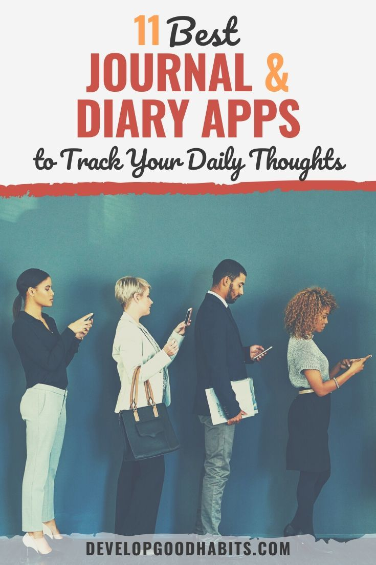 11 Best Journal & Diary Apps to Track Your Daily Thoughts