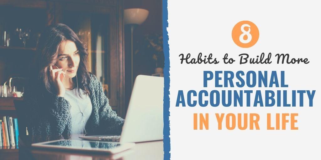 personal accountability | personal accountability in life | personal accountability examples